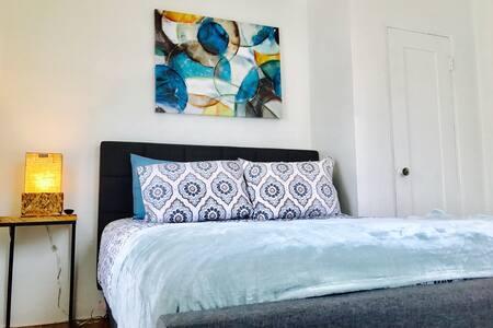 Charming Cozy Private Room near Down Town SB - Santa Barbara - Ev