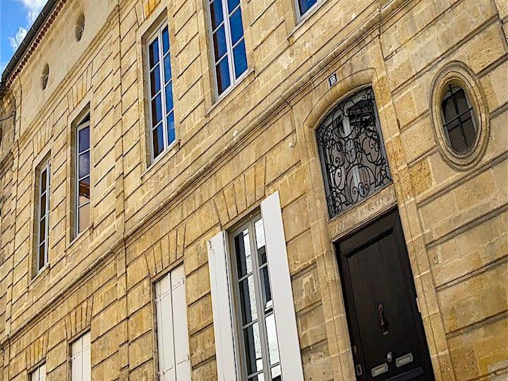 LOFT Cosy au cœur de la Bastide proche St-Emilion