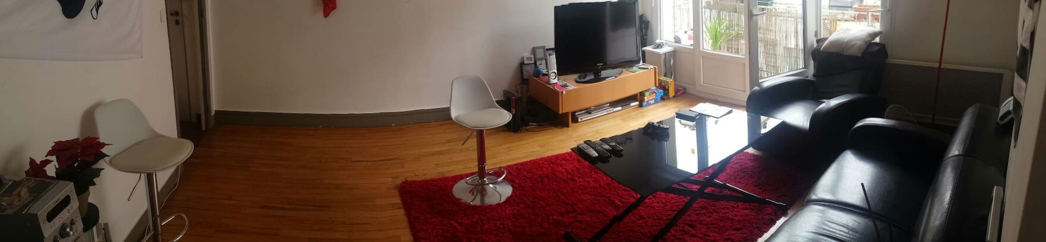 Apparemment  vannes 60 m2 - Vannes - Apartamento