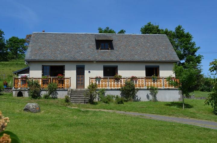 Maison, calme, Sancy/volcans Auvergne/Lac Chambon