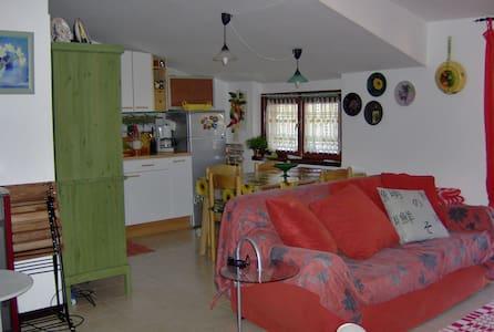 Bilocale zona cinque terre - Ziona - Condomínio