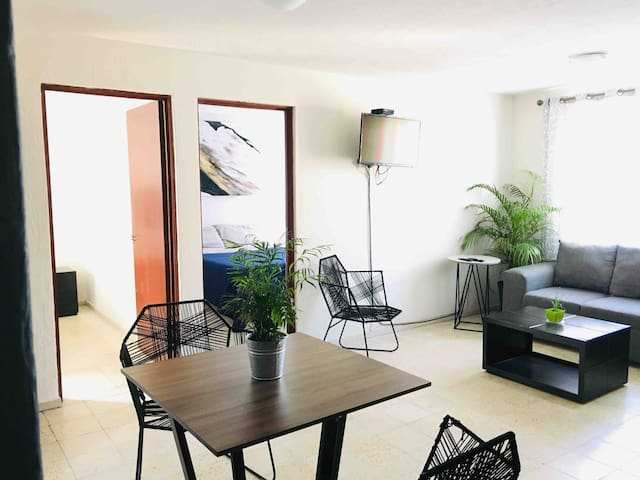 Apartamento JUMON 2, centro histórico Guadalajara