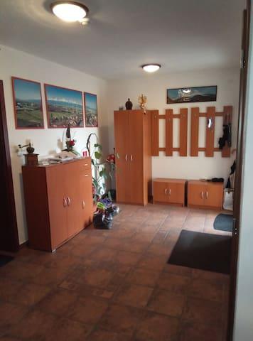 Apartment No.3 located 1500 m from Aquacity Poprad