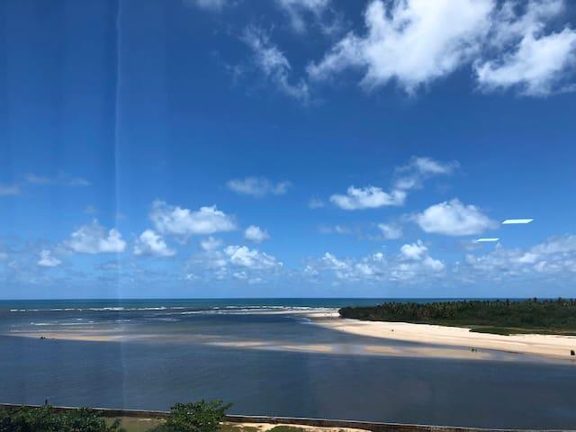Flat com vista para o mar grátis