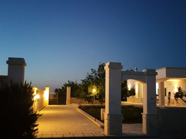 Magic Salento Villa, 5 minutes from Lecce centre