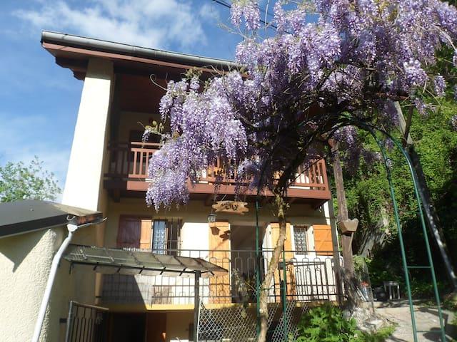 maison de montagne - Chamoux-sur-Gelon - House