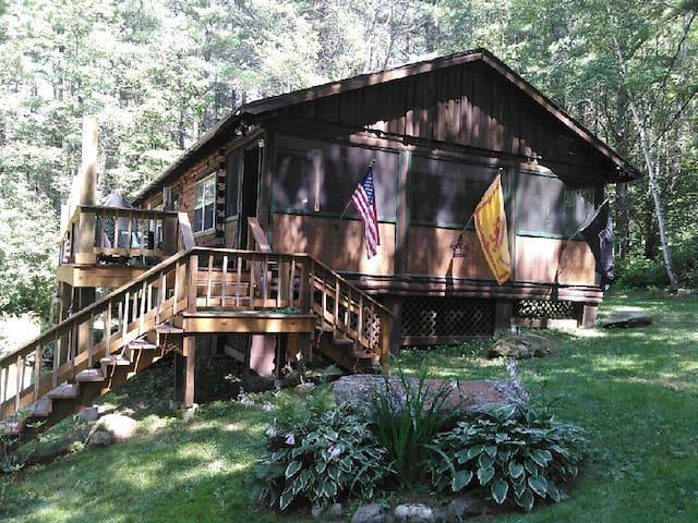 Bethlehem Rustic Log Cabin