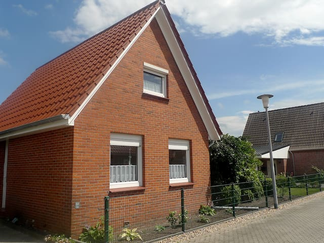 House Hexenhuus in Hage