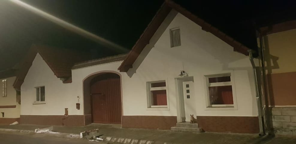 House close to Transfagarasan