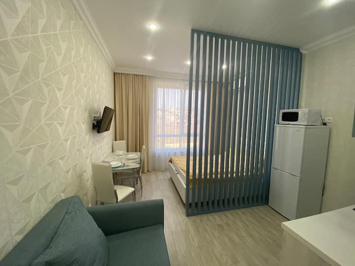 Новая уютная студия в Олимпийском парке