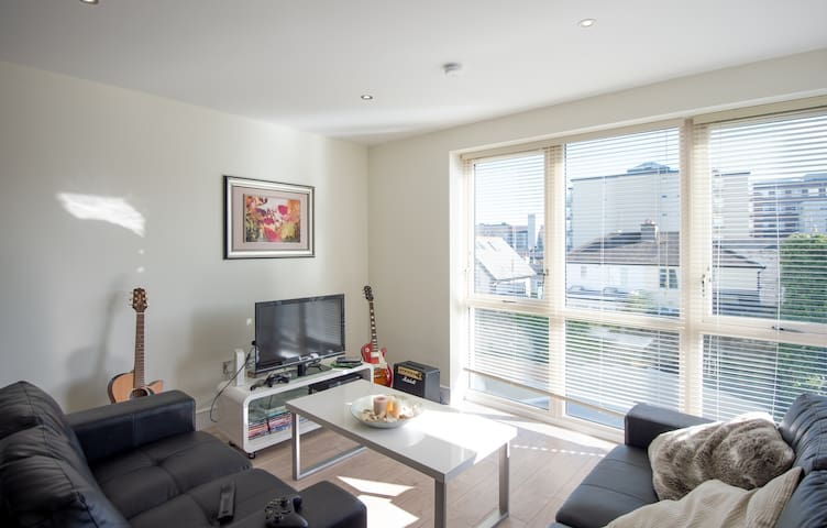Modern/Bright Apt. in Dun Laoghaire - Dún Laoghaire