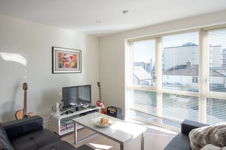 Modern/Bright Apt. in Dun Laoghaire - Dún Laoghaire - Apartamento