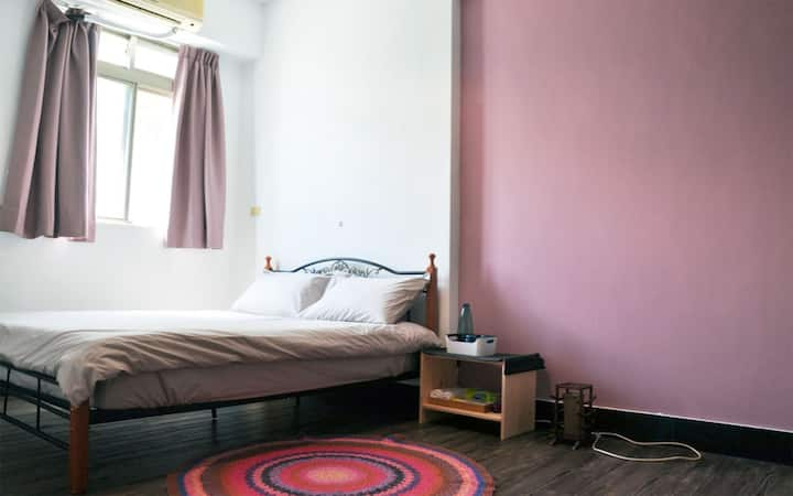 Taitung Dulan The Travel Bug double room