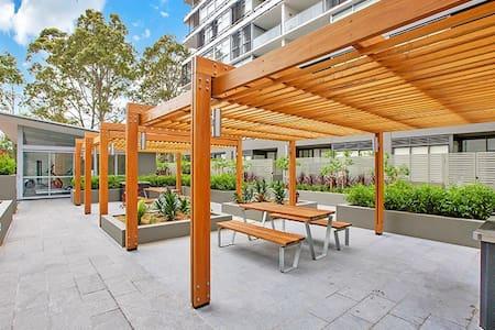 Modern & next to train/mall/Uni - Macquarie Park - Byt
