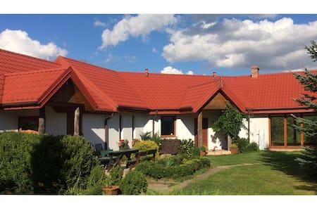 Modern Country House /  Wszechstronny Dom na Wsi - Przepitki - Hus
