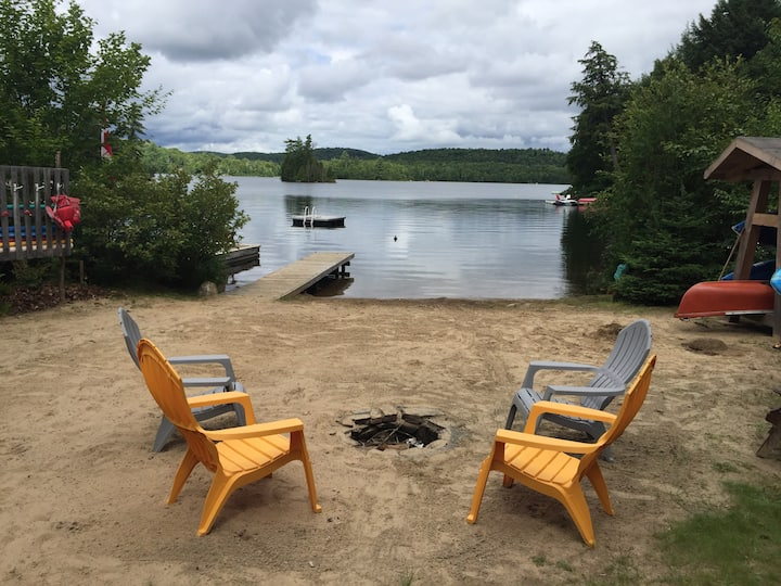 Sandy Shores of Loon Lake!