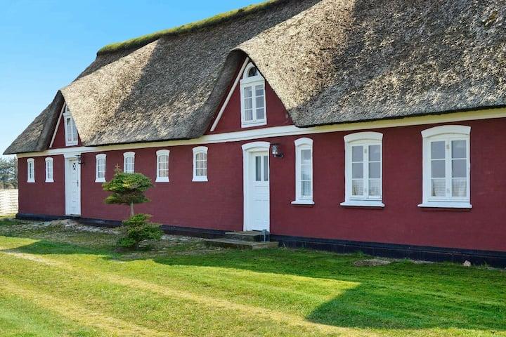 Acogedor apartamento en Fanø con vistas panorámicas