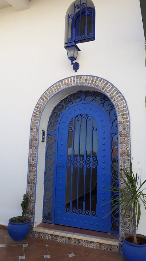 Loue joli appartement à Asilah