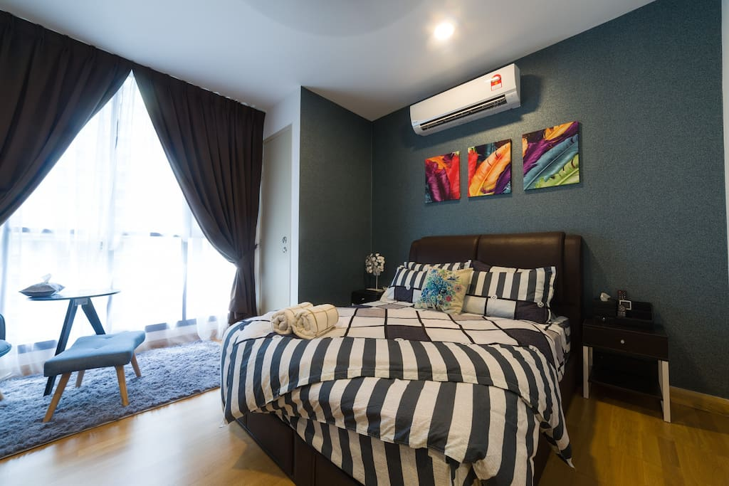 Promo 8 Near Mid Valley 3mins Lrt Free Parking Serviced Apartments For Rent In Kuala Lumpur