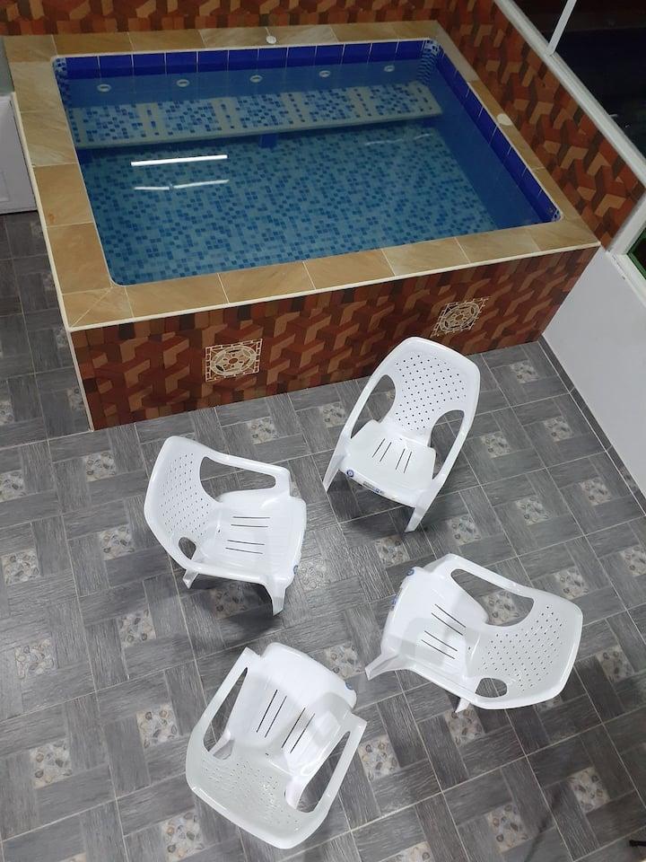 Alojamiento chinauta plan familiar