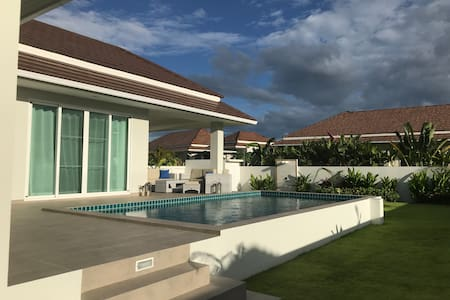 Luxurious 3 Bed Villa With Private Swimming Pool