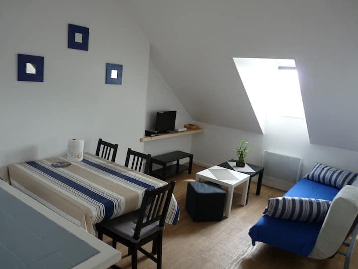 """Gîte """"Les Moulières"""" charmant appartement de 40m2"""