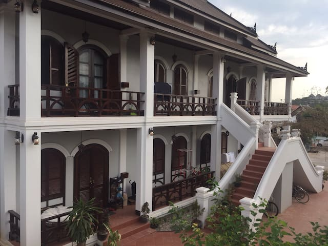 Laos & French colonial Style - Luang Prabang  - Apartment