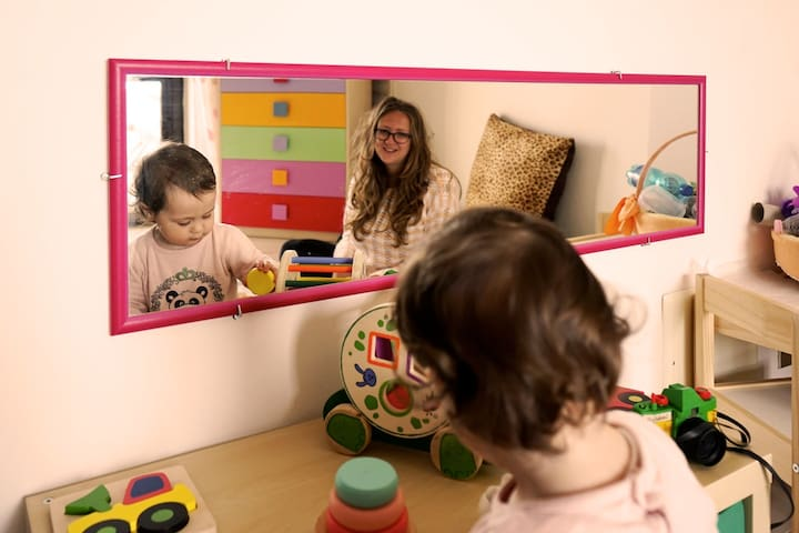 Puglia with Kids, Double Room In a Family Home