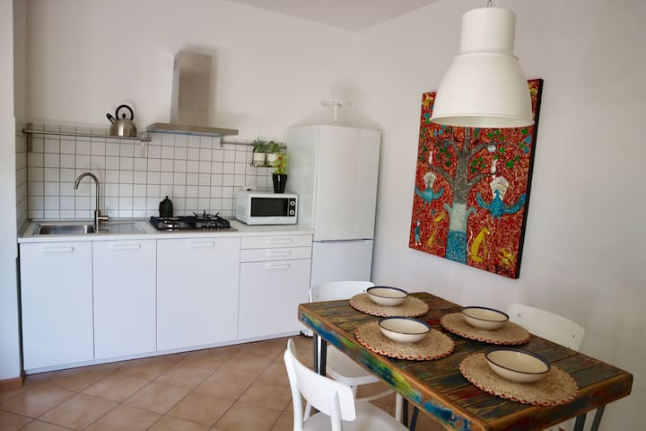 -MbHouse- relax 10 minutes from the beach