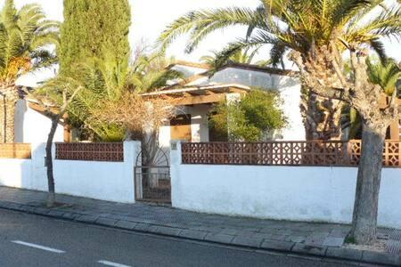 CASA UNIFAMILIAR 1 EN L'ESCALA 4 CASAS.COSTA BRAVA - L'Escala - Casa