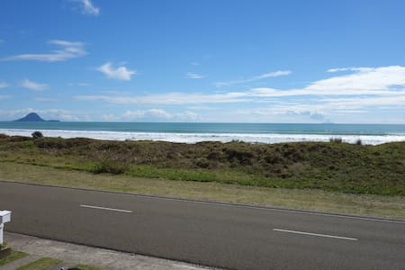 Panoramic Views of Ohope's Beautiful Beach - Ohope