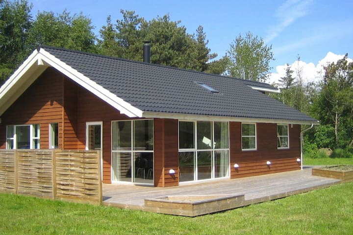 Superb Holiday Home in Gedser Denmark with Spa