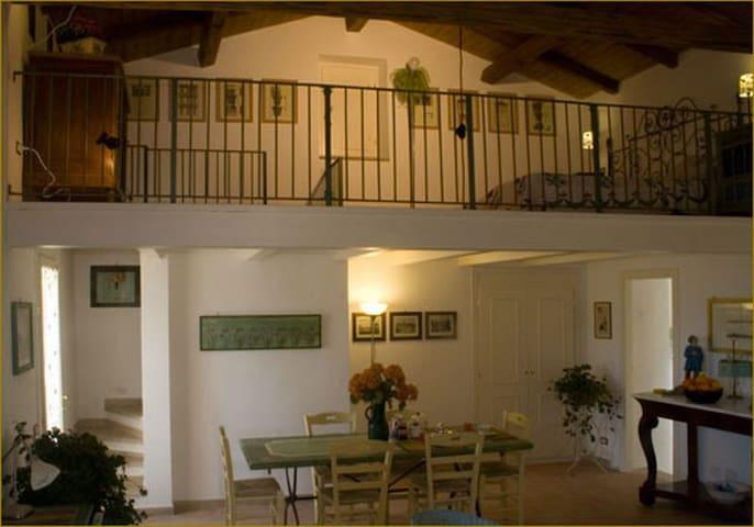 suite il pero - San Donato Val di Comino - Pis