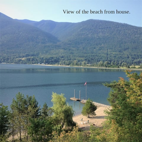 Echo Beach - new suite, scenic, quiet, beach,