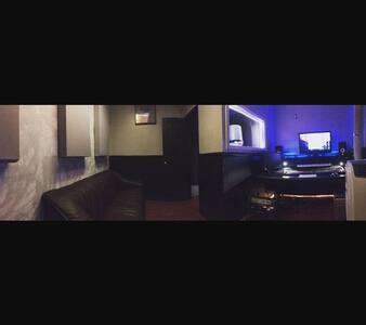 Recording Studio Overnight Stays. Downton Bklyn