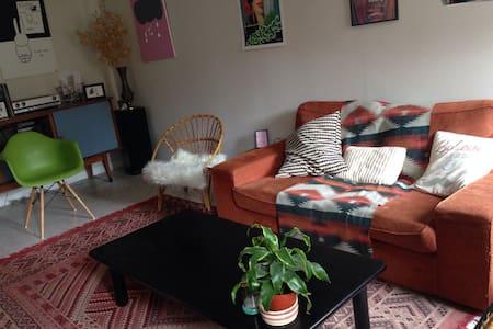 Retro house - chambre à louer - Balagny-sur-Thérain - Huis