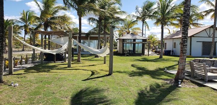 Bangalô Vista - Praia de Caraíva