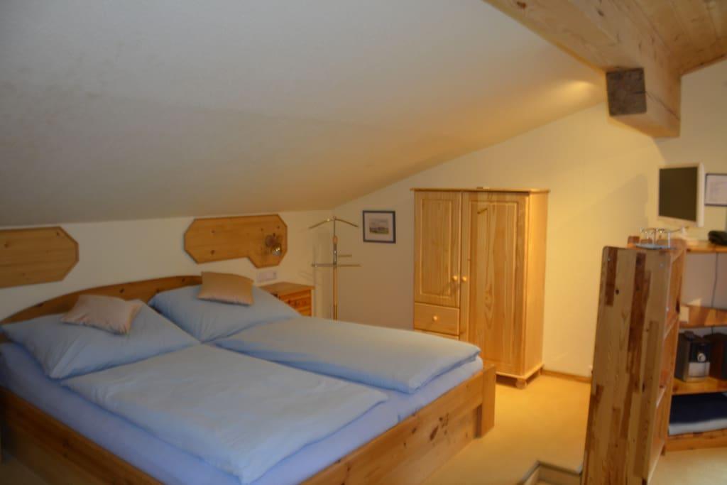 Doppelzimmer Rothorn