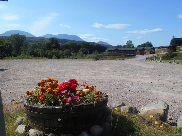 Lewis 3 Bedroom Lodge, Spectacular Mountain Views