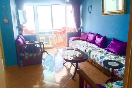 tarifa bay - Tanger - Lägenhet