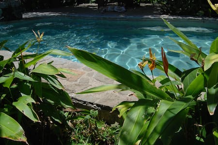 Best location in Escazu/heated pool - San Rafael