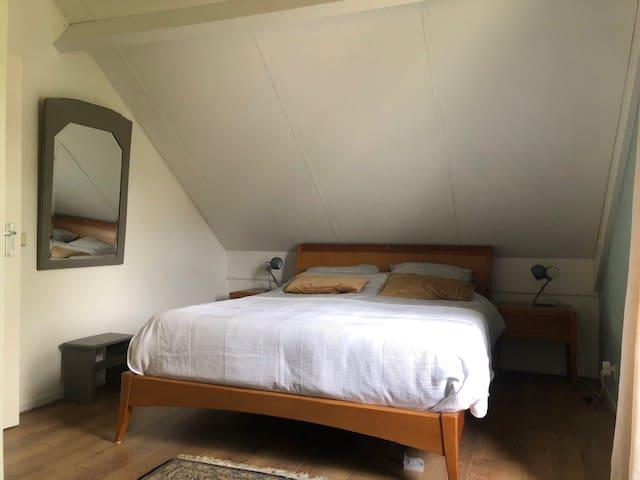Slaapkamer 3, 2 persoonsbed