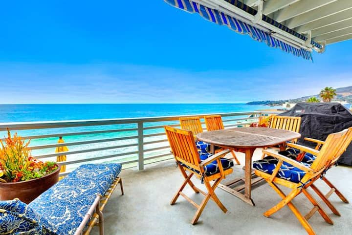 25% OFF DEC - Stunning Oceanfront Home w/ Amazing Views + Pets Ok
