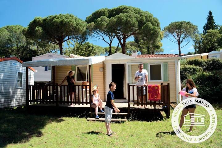 Mobil Home 3 Pièces 4/6 Personnes 159707