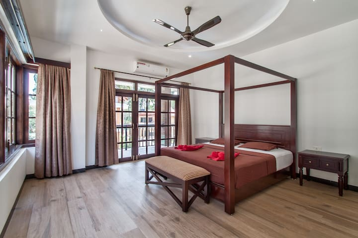 Luxurious and spacious villa in Calangute