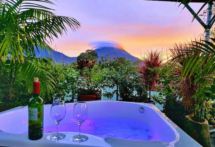 Luxury Studio & Rooftop 3D Arenal Volcano View #17