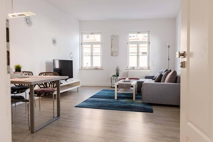 Luxuriöses Apartment in Hanau für 4 Personen 24/7