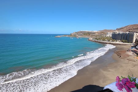 Apartament in front the beach. Amazing seaviews - Patalavaca