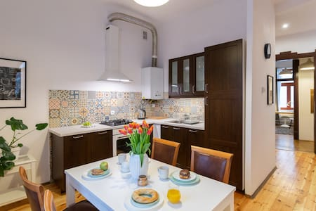 Heart&Soul, gorgeous two bedrooms in the centre