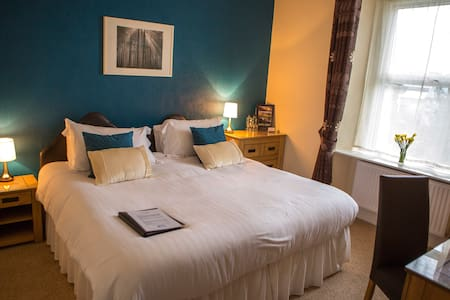 Abbey House  B & B double room - Penrith